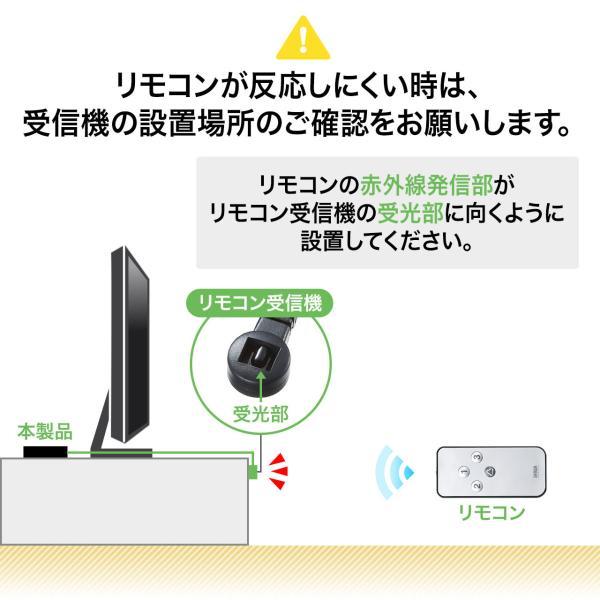 HDMI切替器 HDMIセレクター 4K 3入力1出力(即納) sanwadirect 09