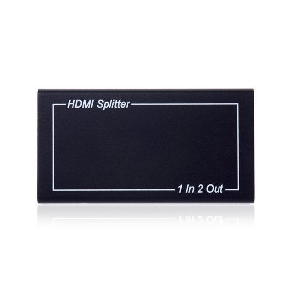 HDMI分配器 スプリッター 1入力 2出力 1080p フルHD(即納)|sanwadirect|06