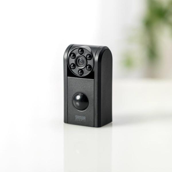 防犯カメラ 監視カメラ 家庭用 室内 防犯 小型 暗視 防犯用 家庭 充電式 2個セット(即納)|sanwadirect|19