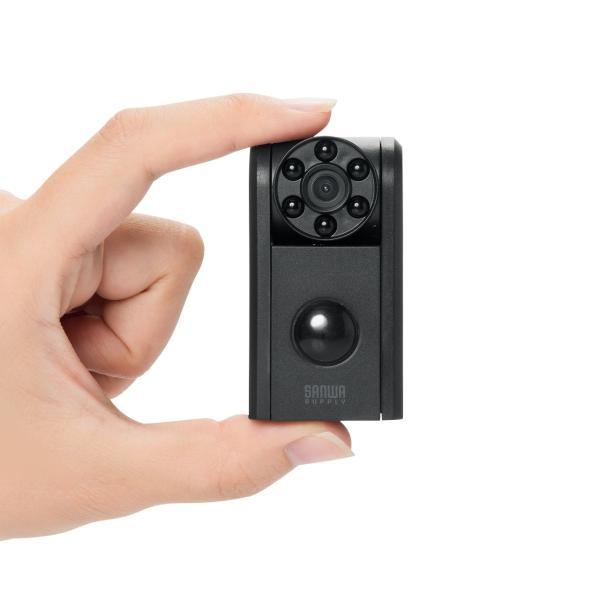防犯カメラ 監視カメラ 家庭用 室内 防犯 小型 暗視 防犯用 家庭 充電式 2個セット(即納)|sanwadirect|20