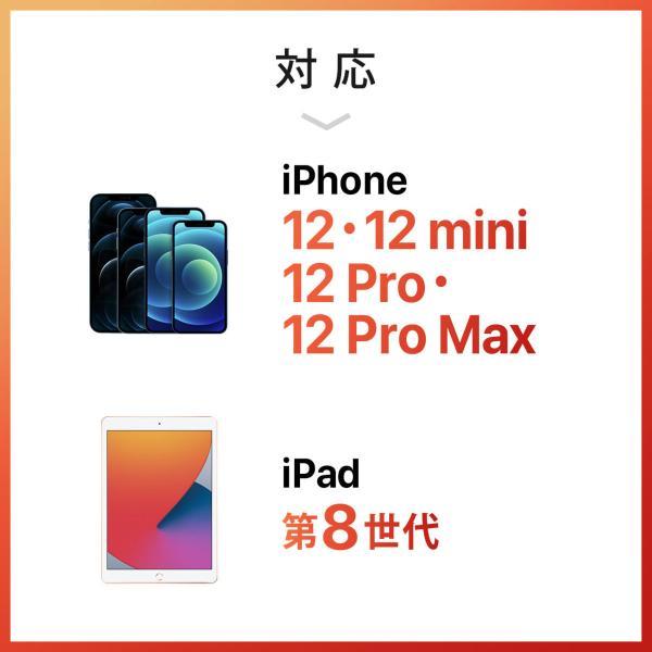 iPhone 充電 ケーブル ライトニング ケーブル 認証 充電 L字型コネクタ 1m(即納) sanwadirect 07