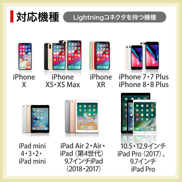 iPhone 充電ケーブル Lightning microUSB Type-C 3in1 USB 通信(即納)|sanwadirect|05