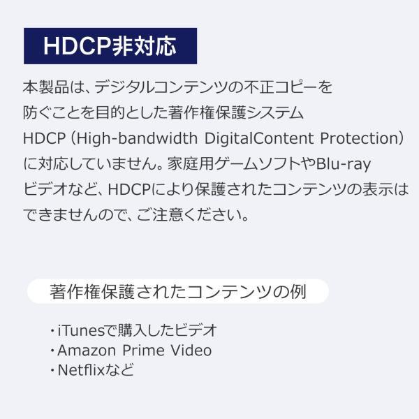iPhone miracast対応スマホ から テレビ出力 HDMI 変換アダプタ フルHD ミラキャスト(即納)|sanwadirect|07
