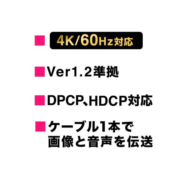 Mini DisplayPort 変換ケーブル アダプタ ケーブル Thunderbolt Display Port 画面 複製 拡張 1m(即納) sanwadirect 07