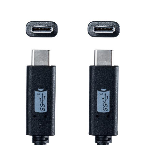 Type-C USB ケーブル USB TypeC ケーブル タイプc 充電ケーブル 50cm 0.5m Gen2(即納)|sanwadirect|07
