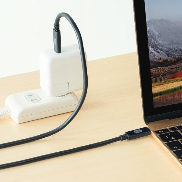 Type-C USB ケーブル USB TypeC ケーブル タイプc 充電ケーブル 1m Gen1(即納) sanwadirect 11