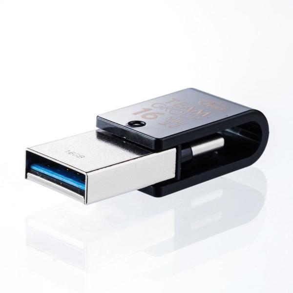 USBメモリ Type-C 16GB タイプC USB3.1 Gen1(即納) sanwadirect 14