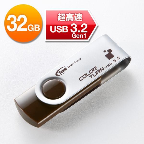 USBメモリ 32GB スイングタイプ USB3.0対応USBメモリー 32G(600-3UCT32G)(即納)|sanwadirect|07
