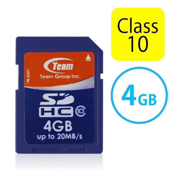 SDカード 4GB SDHCカード Class10|sanwadirect