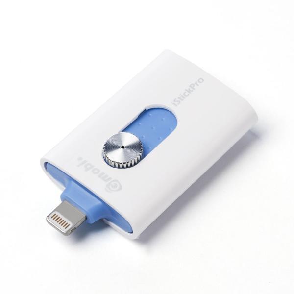 iPhone iPad USBメモリ 128GB Lightning Gmobi iStickPro 3.0(即納)|sanwadirect|13