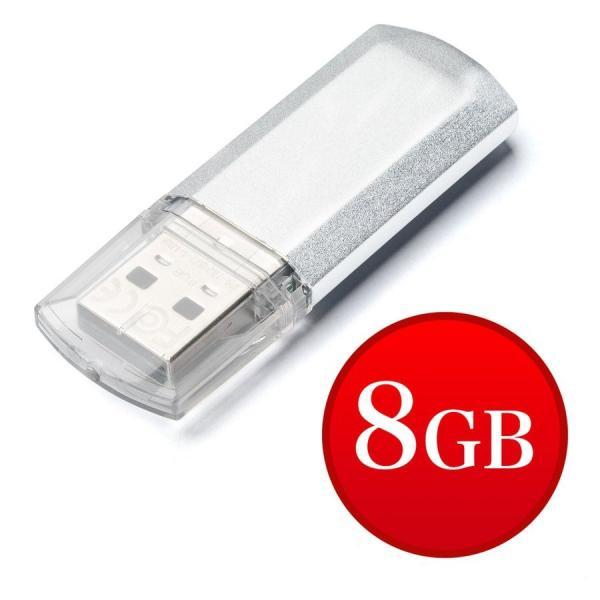 USBメモリ 8GB USBメモリー|sanwadirect