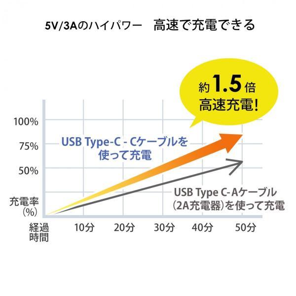 USB充電器 6ポート スマホ 充電器 ACアダプター Type-Cポート 急速充電 iPhone iPad コンセント(即納)|sanwadirect|04