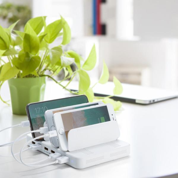 iPhone 充電スタンド スマホ 充電器 タブレット 6A 36W(即納) sanwadirect 15