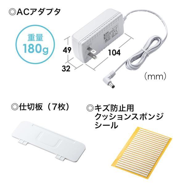 iPhone 充電スタンド スマホ 充電器 タブレット 6A 36W(即納) sanwadirect 10