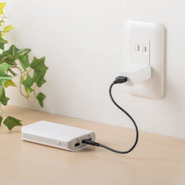 USB充電器 1ポート 2A コンパクト PSE取得 iPhone/Xperia充電対応(即納)|sanwadirect|18