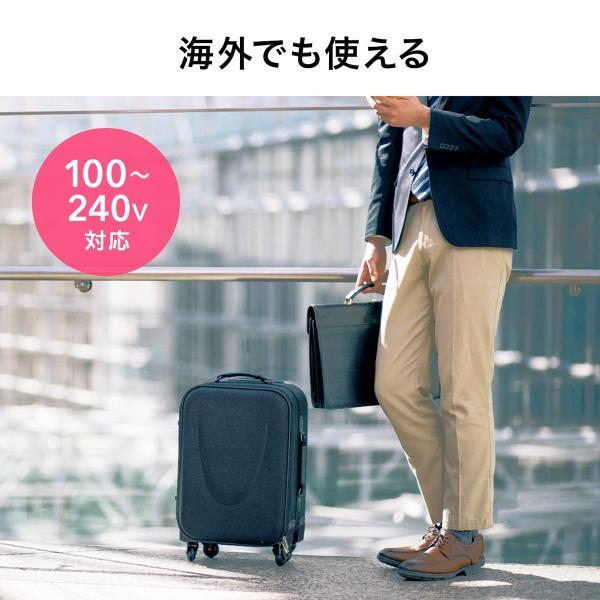 USB 急速 充電 PD充電器 iPad Pro 充電器 18W Type Cポート 小型 タイプC|sanwadirect|09