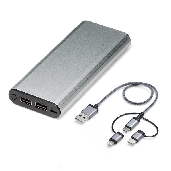 モバイルバッテリー 大容量 10000mAh 急速充電 PSE 2台同時充電 携帯 iPhone スマホ Android(即納)|sanwadirect|20