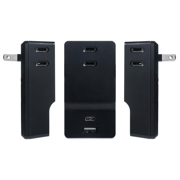 USB充電器 タイプCケーブル セット iPhone 充電 USB-C - Lightning ケーブル 充電器 セット Type Cポート 最大3A(即納)|sanwadirect|13