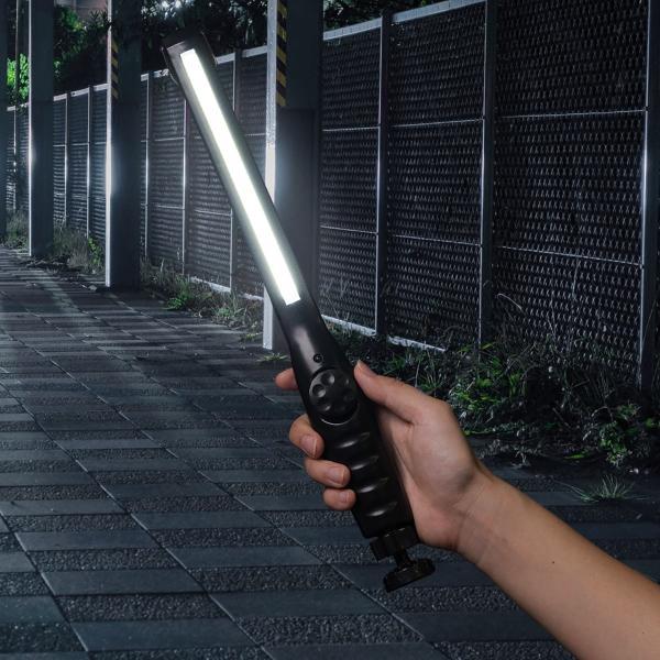 LED作業灯 LEDライト 充電式 懐中電灯 ハンディライト ワークライト 屋外 屋内 用(即納)|sanwadirect|14