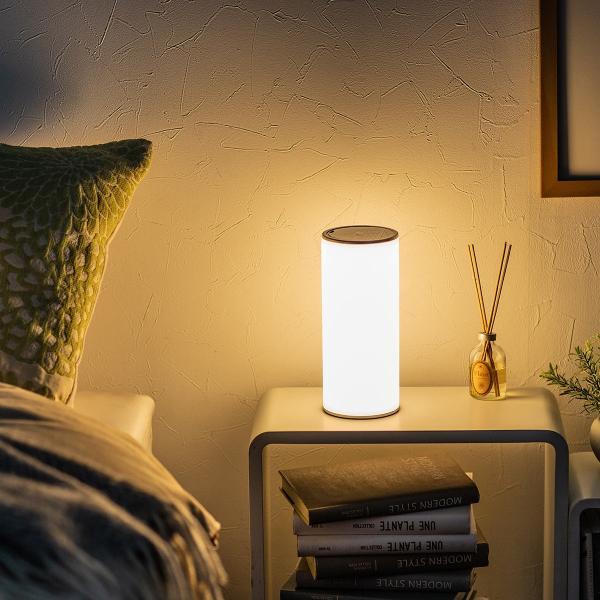 間接照明 充電式 LEDライト持ち運び 寝室 リビング 読書  ランタン フロアスタンド オシャレ おしゃれ インテリア(即納)|sanwadirect|12
