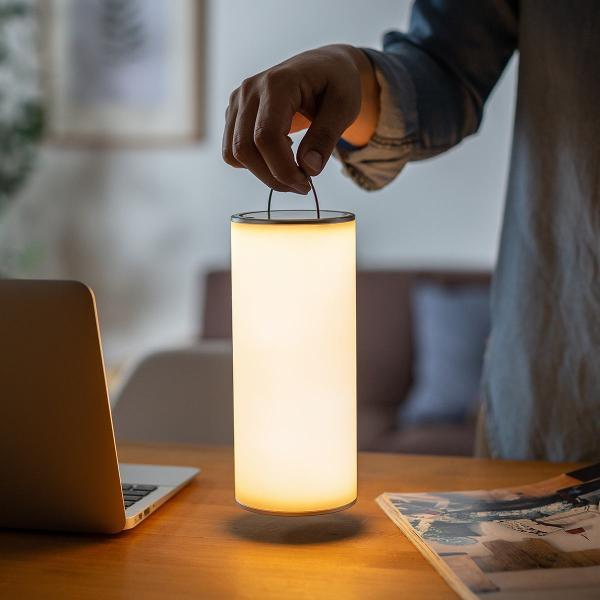 間接照明 充電式 LEDライト持ち運び 寝室 リビング 読書  ランタン フロアスタンド オシャレ おしゃれ インテリア(即納)|sanwadirect|17