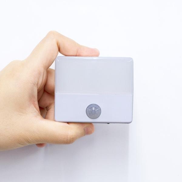 人感センサーライト 屋内 コンセント式 LED 足元灯 ナイトライト 自動点灯(即納) sanwadirect 17
