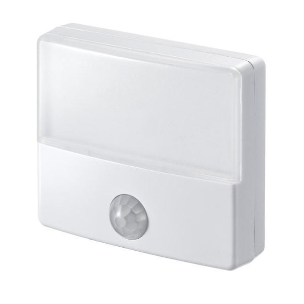 人感センサーライト 屋内 コンセント式 LED 足元灯 ナイトライト 自動点灯(即納) sanwadirect 20