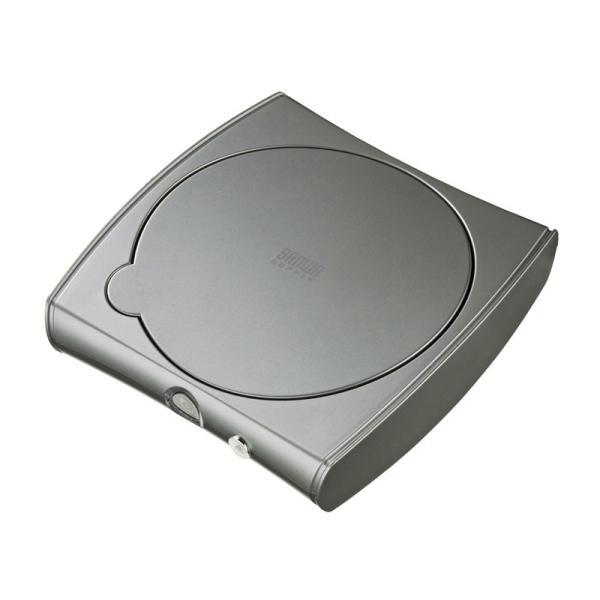 DVDクリーナー ディスク自動修復機 CD DVD用 研磨タイプ(即納)|sanwadirect