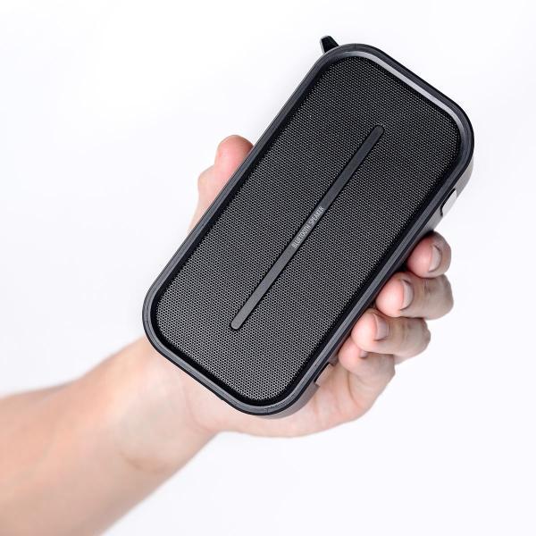 Bluetoothスピーカー 防水 ワイヤレススピーカー ブルートゥース iPhone スマホ 高音質 大音量 重低音 ポータブル 連続8時間再生|sanwadirect|12