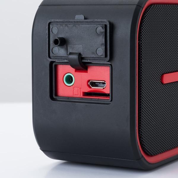 Bluetoothスピーカー 防水 ワイヤレススピーカー ブルートゥース iPhone スマホ 高音質 大音量 重低音 ポータブル 連続8時間再生|sanwadirect|15