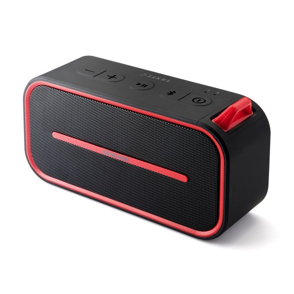 Bluetoothスピーカー 防水 ワイヤレススピーカー ブルートゥース iPhone スマホ 高音質 大音量 重低音 ポータブル 連続8時間再生|sanwadirect|16