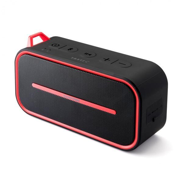 Bluetoothスピーカー 防水 ワイヤレススピーカー ブルートゥース iPhone スマホ 高音質 大音量 重低音 ポータブル 連続8時間再生|sanwadirect|17