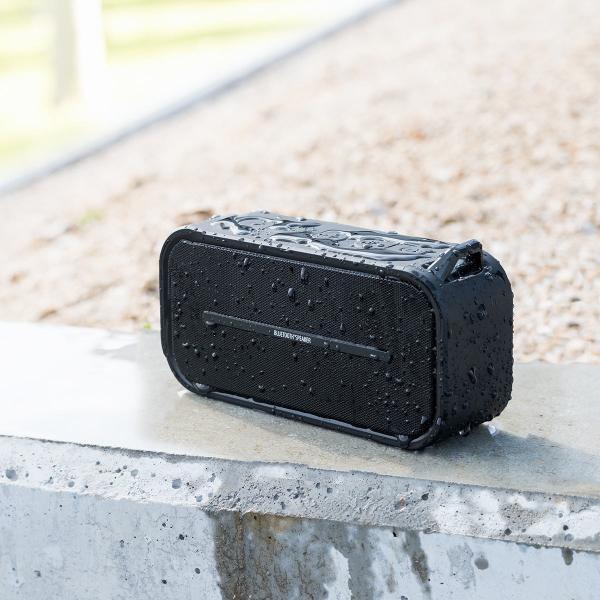 Bluetoothスピーカー 防水 ワイヤレススピーカー ブルートゥース iPhone スマホ 高音質 大音量 重低音 ポータブル 連続8時間再生|sanwadirect|19