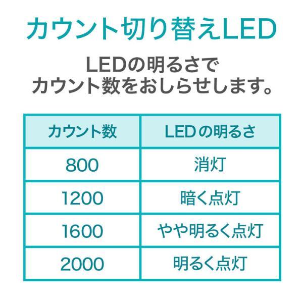 有線ブルーLEDマウス 5ボタン レッド(MA-BL114R)(即納)|sanwadirect|09