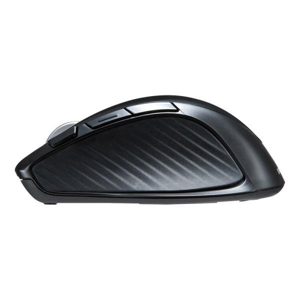Bluetooth3.0マウス マルチペアリング対応 3台切替(MA-BTBL121BK)(即納)|sanwadirect|07