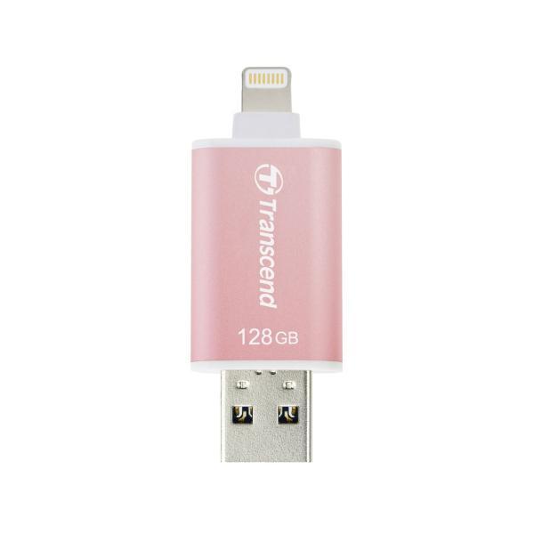 Transcend Lightning USBメモリ 128GB JetDrive Go 300 USB3.1対応 TS128GJDG300R(即納)|sanwadirect|06