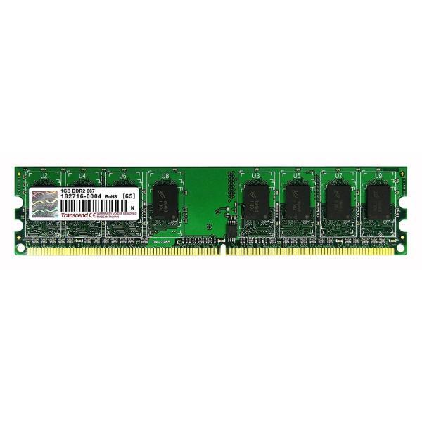 増設メモリ 1GB DDR2-667 PC2-5300 DIMM TS128MLQ64V6U sanwadirect