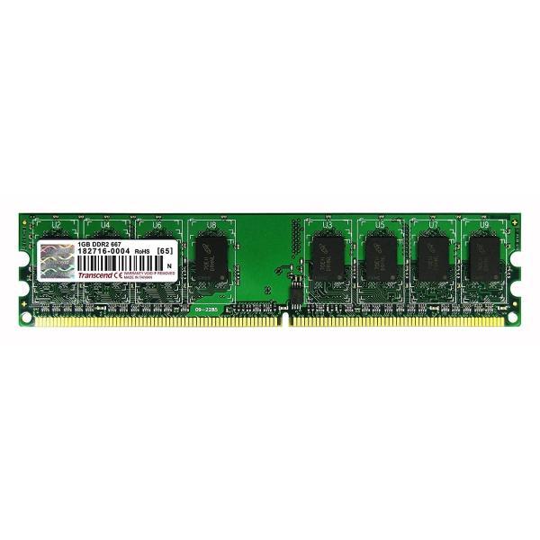増設メモリ 1GB DDR2-667 PC2-5300 DIMM TS128MLQ64V6U sanwadirect 02