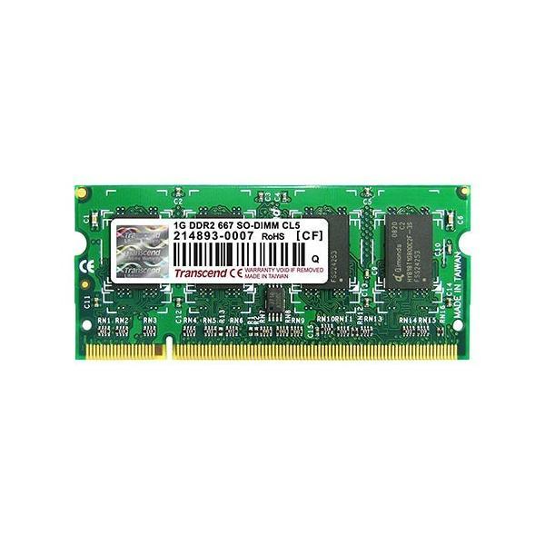 増設メモリ ノートPC用 1GB DDR2-667 PC2-5300 SO-DIMM TS128MSQ64V6U(即納) sanwadirect 02