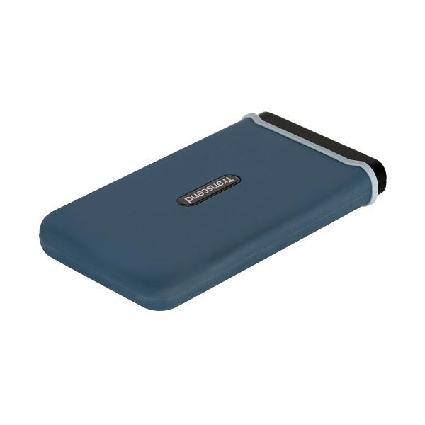 ポータブルSSD 240GB 外付けSSD Transcend トランセンド USB3.1 Gen2 耐衝撃(即納)|sanwadirect|03