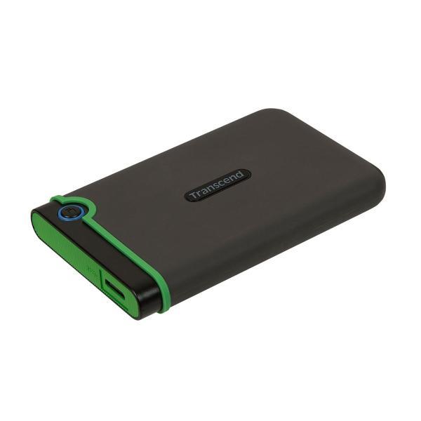 外付けHDD 2TB ハードディスク HDD ポータブル テレビ録画 TV 録画 対応 トランセンド Transcend 耐衝撃|sanwadirect|13