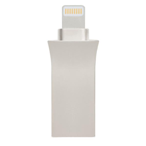 Transcend Lightning USBメモリ iPhone 32GB USB3.1対応 MFI認証 TS32GJDG500S 2年保証|sanwadirect|03