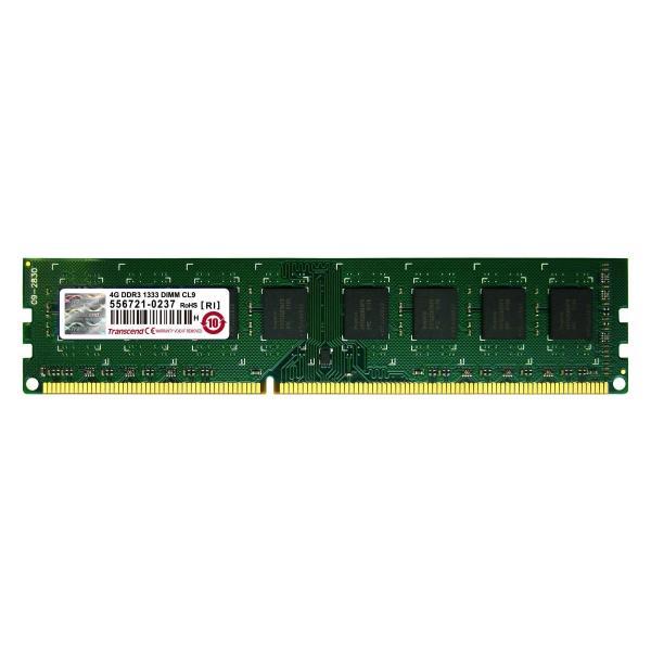増設メモリ 4GB DDR3-1333 PC3-10600 DIMM TS512MLK64V3N(即納)|sanwadirect|02