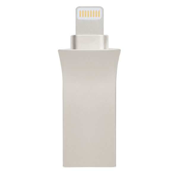 Transcend Lightning USBメモリ iPhone 64GB USB3.1対応 MFI認証 TS64GJDG500S 2年保証|sanwadirect|03