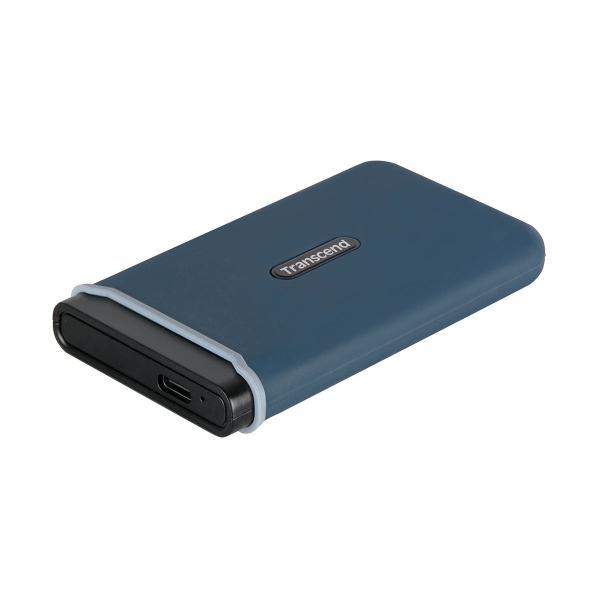 ポータブルSSD 960GB 外付けSSD Transcend トランセンド USB3.1 Gen2 耐衝撃(即納)|sanwadirect|02