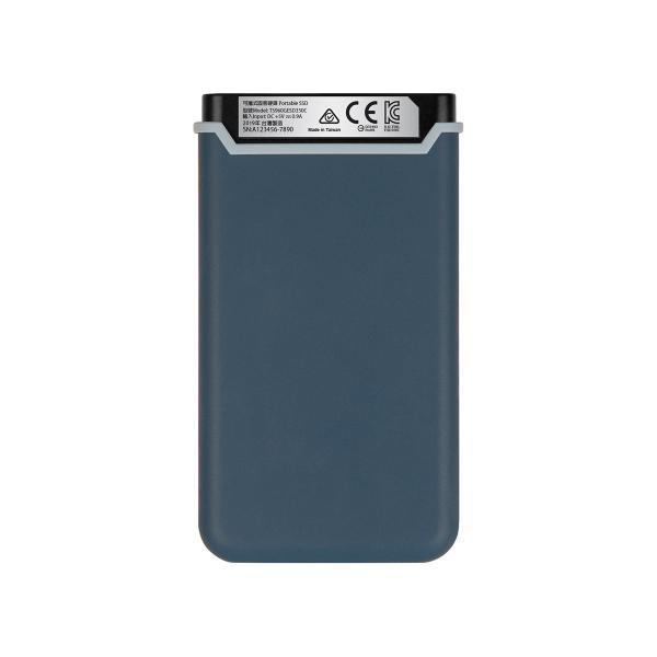 ポータブルSSD 960GB 外付けSSD Transcend トランセンド USB3.1 Gen2 耐衝撃(即納)|sanwadirect|06