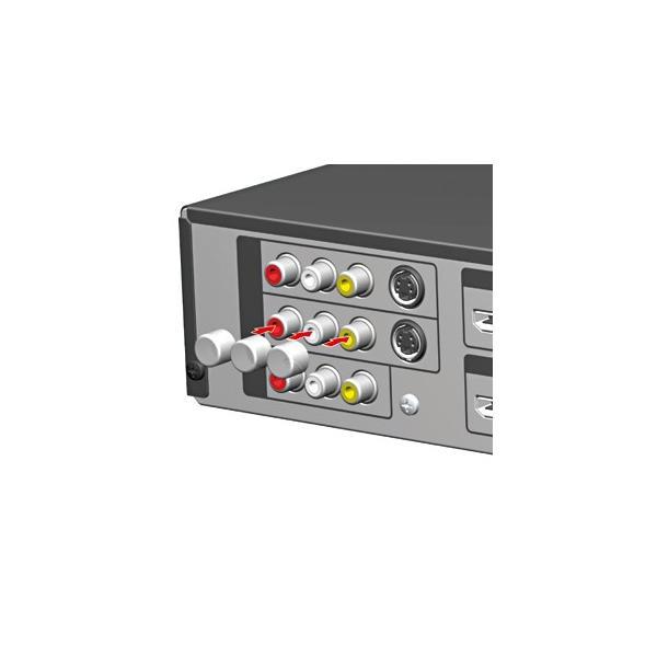 AVジャックキャップ ピンジャック用 液晶テレビ用(TVTK-CAP1)(即納)