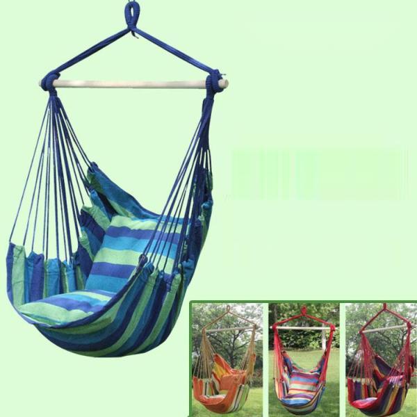 ハンモックチェア 椅子型ハンモック アウトドア キャンプ   室内 室外おしゃれ  お昼寝 sanwafashion