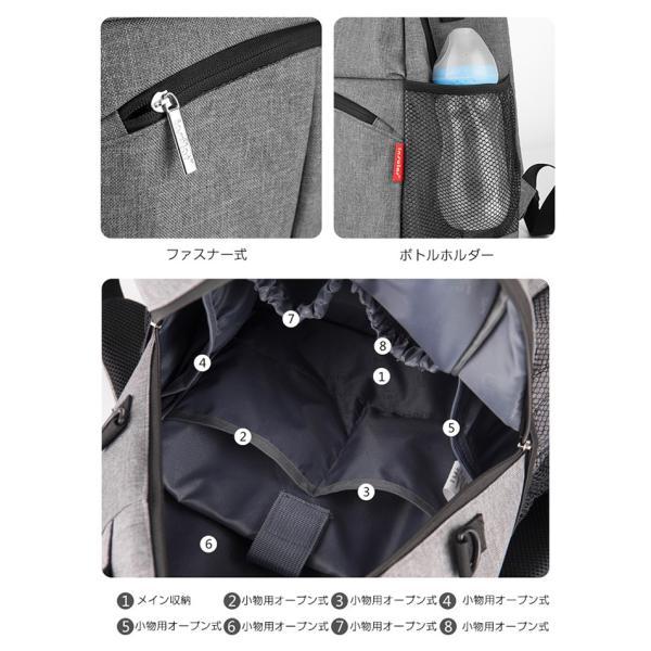 マザーズバッグ エコバック ショルダーバッグ 機能的 大容量 軽量 お出かけ おしゃれ 韓国風 マタニティバッグ リュックサック 収納バッグ ベビー 鞄