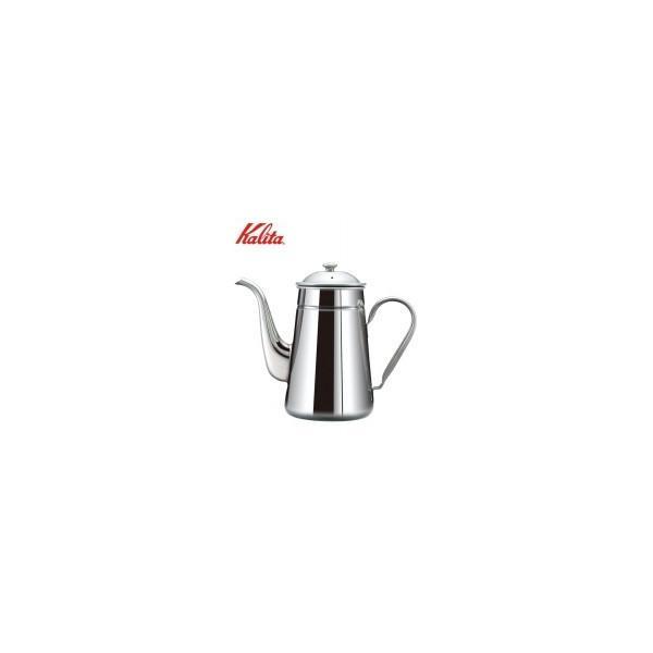 Kalita(カリタ) ステンレス製 コーヒーポット 1.6L 52031|sanyo-interior